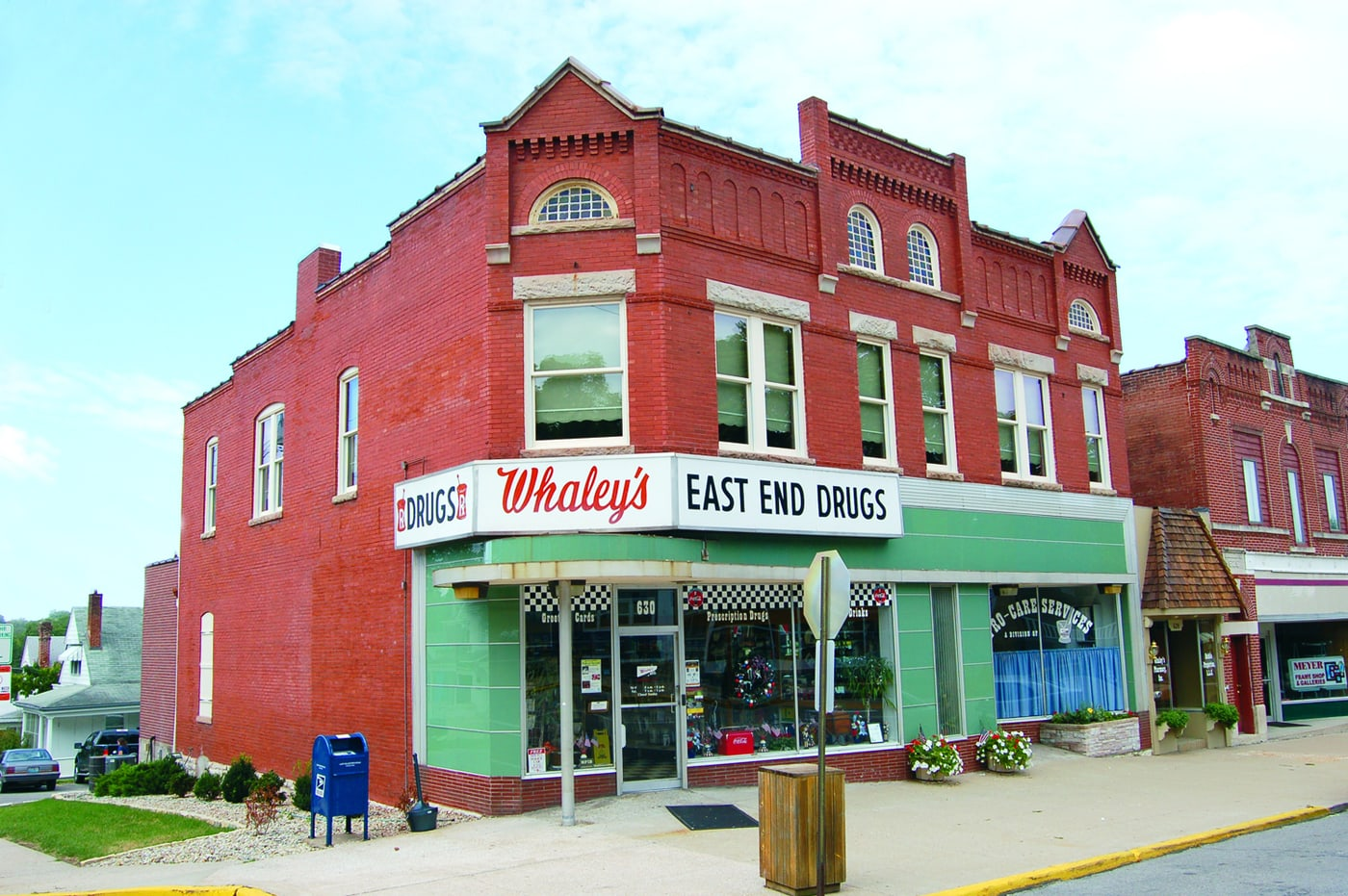 Whaley's East End